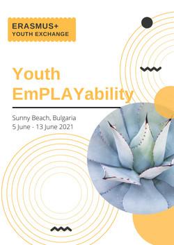 """YE Bulgaria """"Youth EmPLAYability"""""""