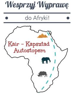 Cairo - Cape Town Hitchhiking Tour