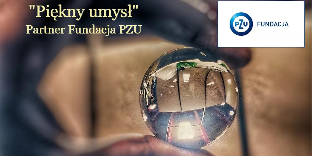 """""""Piękny umysł"""" Fundacja PZU"""