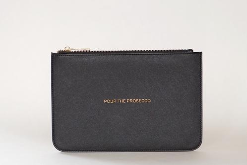 POUR THE PROSECCO CLUTCH