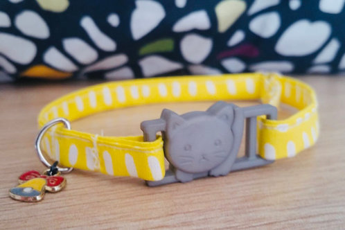 Collier pour chat Sunny