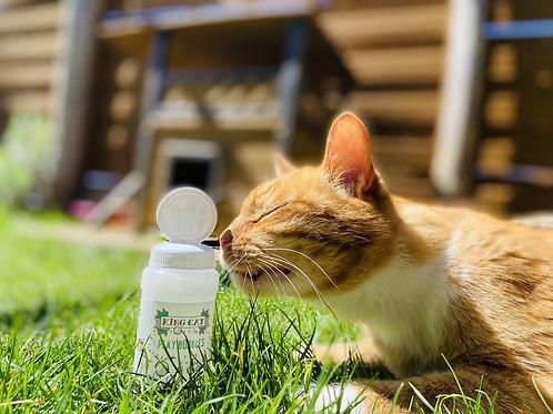 Jeux à bulles parfum herbe à chats
