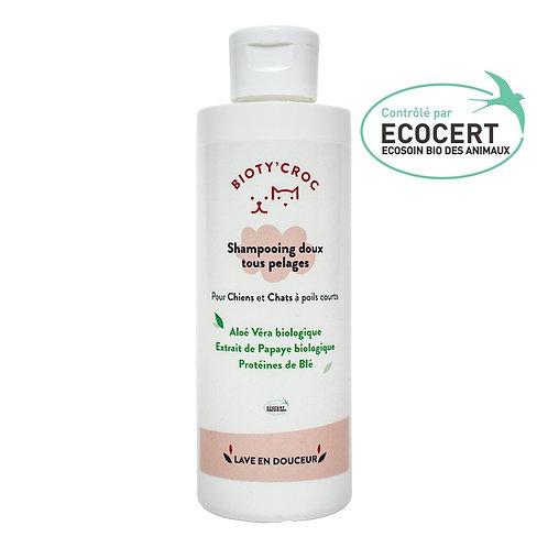 Shampoing tout pelages  Biotycroc