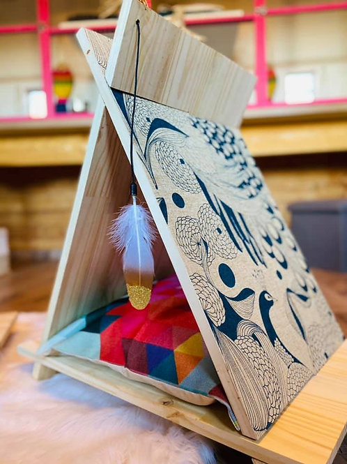 Tipi pour chat