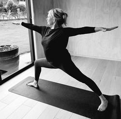 Iyengar Yoga Wanaka - Warrier Pose