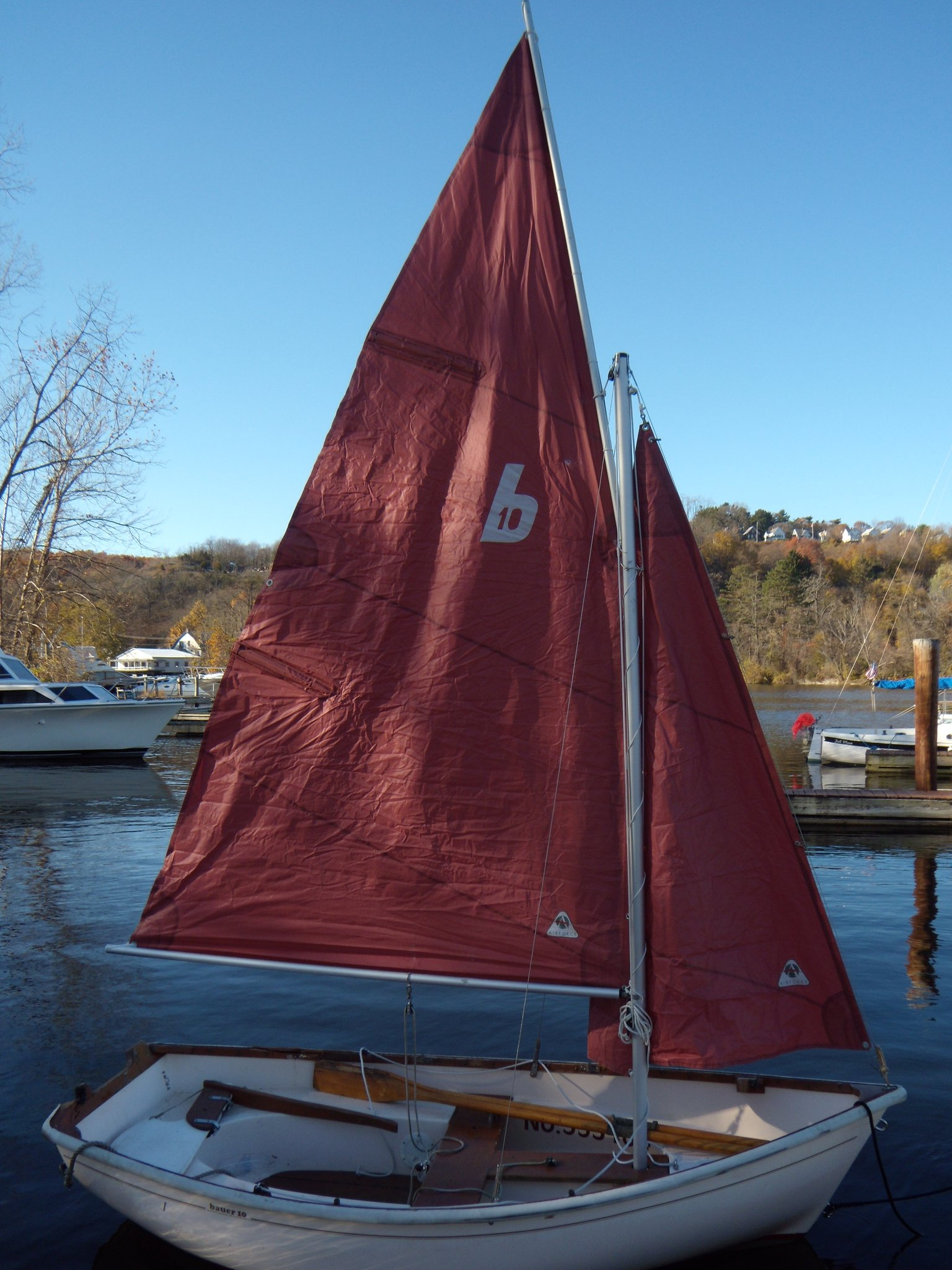 Sailing Rondout Creek Kingston NY NJ