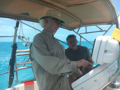 Yacht Delivery from Turks&Caicos to West Palm Beach, FL Offshore Sailing