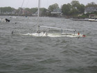 Safe sailing courses, boats do not sink, unsinkable Colgate 26