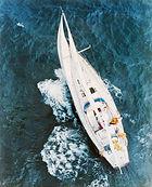 Sailing offshoree on ASA 106, ASA 104, Griffinsailing.com