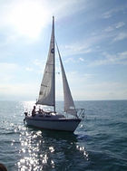 Coastal sailing, offshore sailing, ASA courses PA, VT