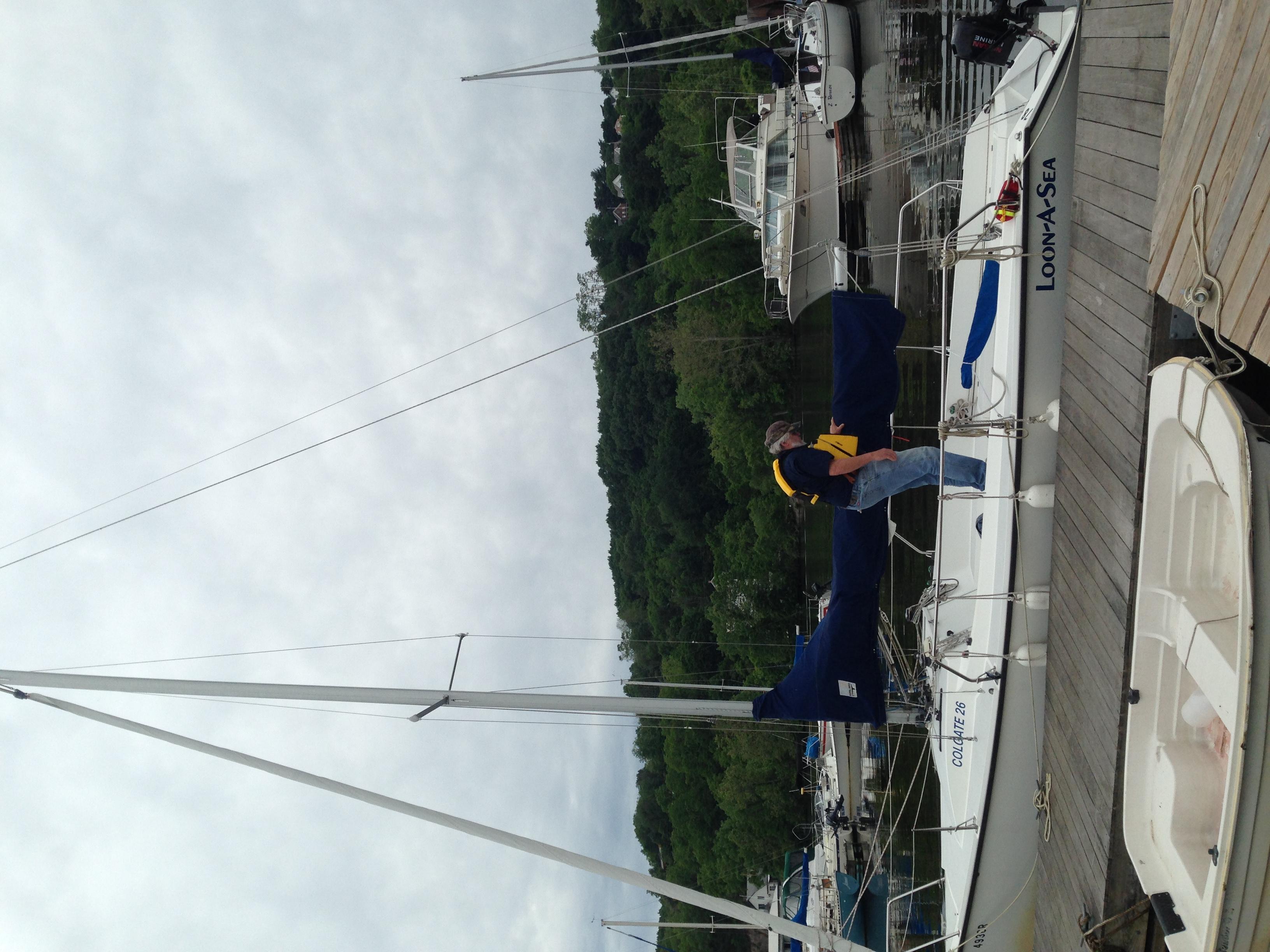 Learn To Sail - ASA Basic Keelboat 101