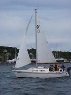 Sailing ASA 101, Griffing Sailing Club, NY
