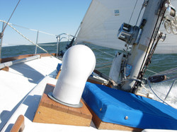 Relaxed sailing @ ASA 104 Hudson Bay