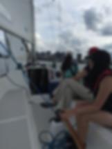 Sailing Hudson River, ASA 101 certification, sailing Kingston NY