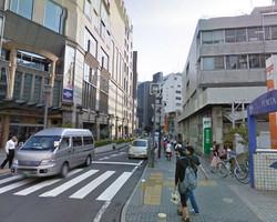 横浜駅東口出る.JPG