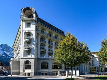 Kempinski Hotels übernimmt das 5-Sterne Hotel in Engelberg