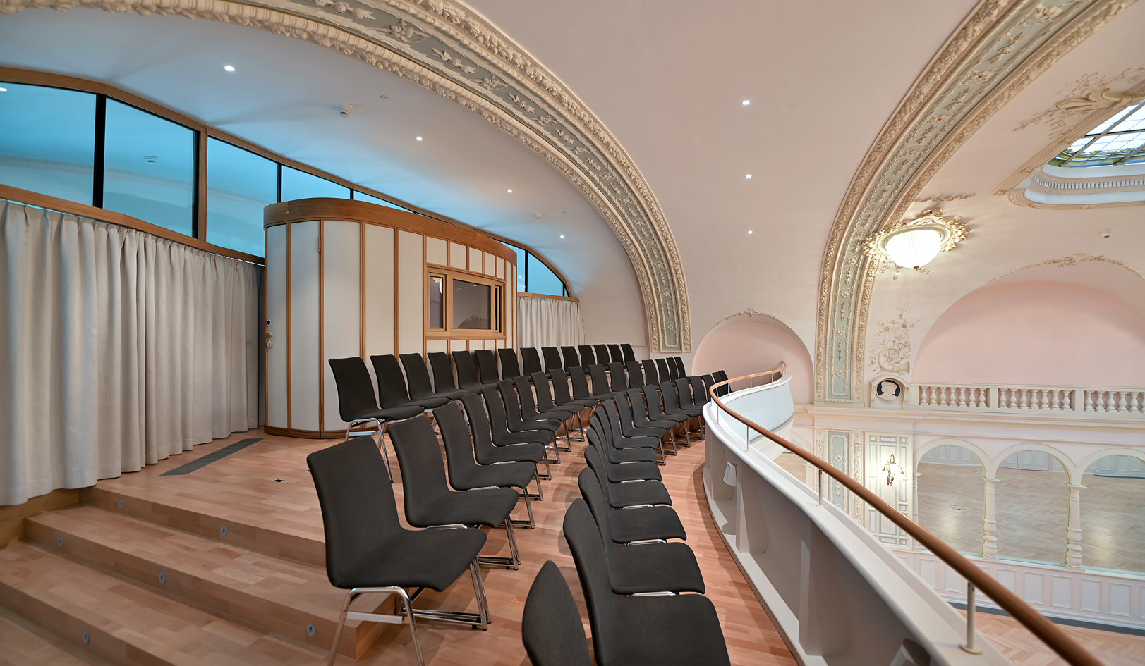 Kursaal Engelberg Technik
