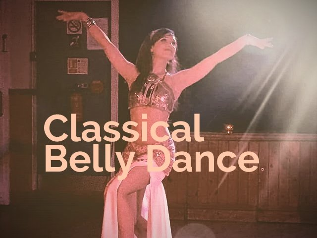 Workshop Classical Belly Dance