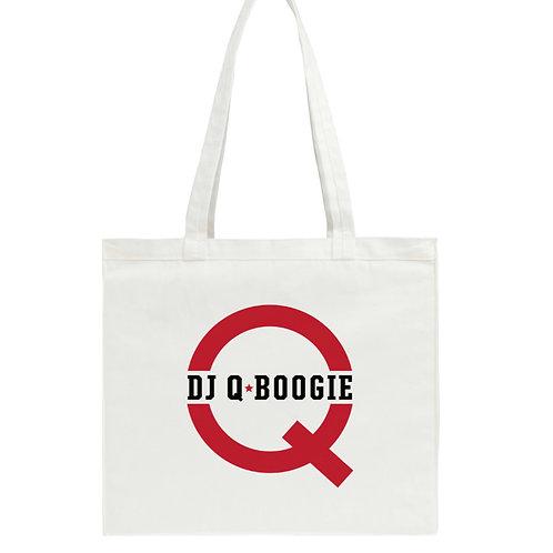 DJ Q-BOOGIE TOTE BAG