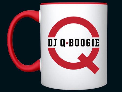 DJ Q-BOOGIE MUG