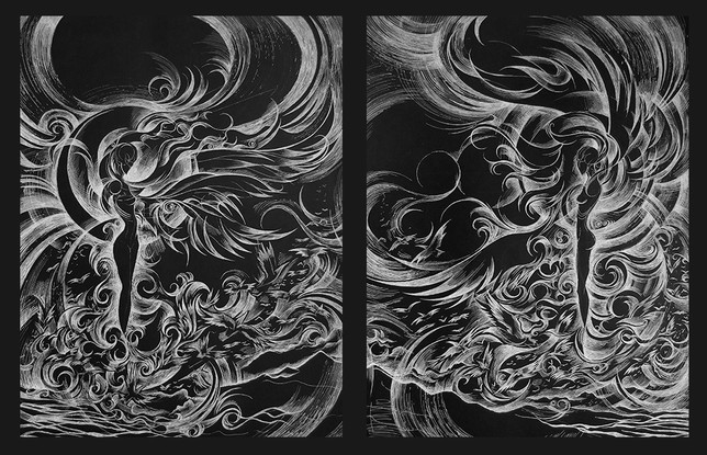 Diptych Vision 3