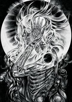 Blut Aus Nord poster art