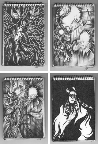 Sketches Scan #2