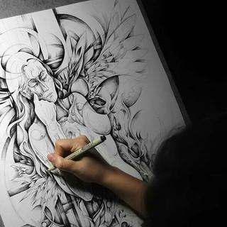 Working Artist