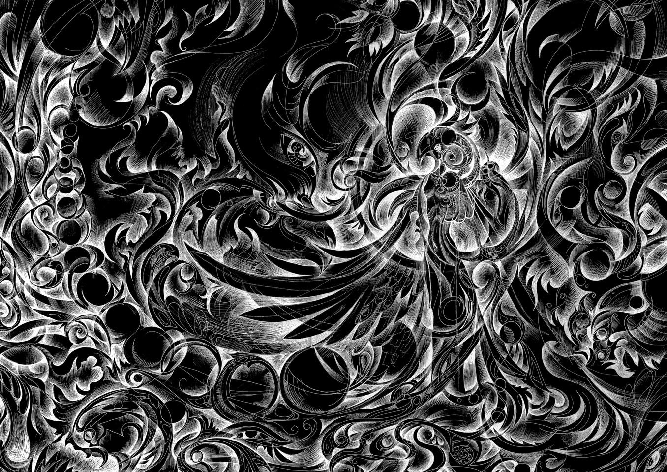 Dark Visionary Art