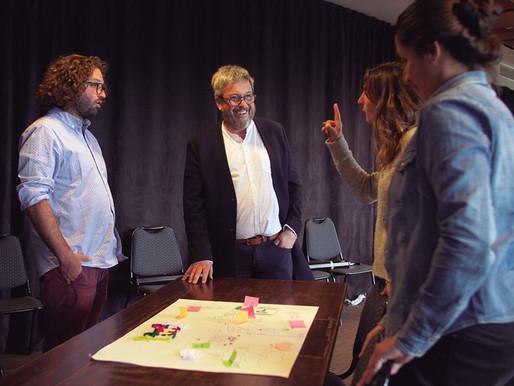 La industria creativa se pone al servicio del aprendizaje en Frutillar