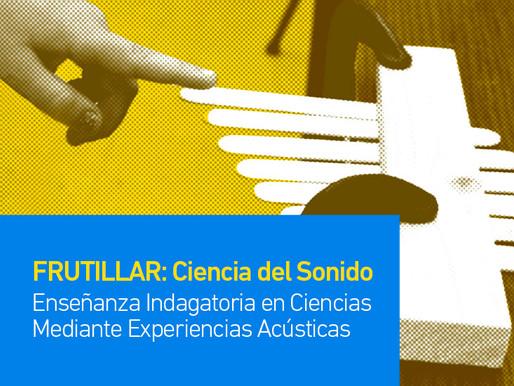 Innovación educativa en Frutillar: Ciencia del Sonido
