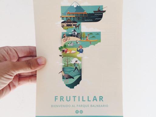 Nuevo Mapa Turístico de Frutillar