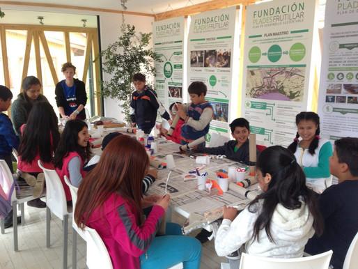 Niños de Frutillar participaron en Taller de Educación Ambiental