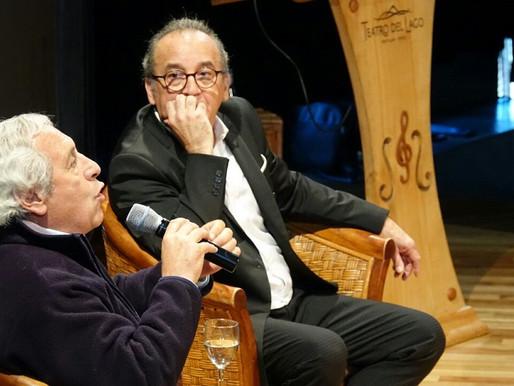 Cote Evans y Roberto Arancibia hablaron sobre servicio, turismo y redes sociales en Frutillar