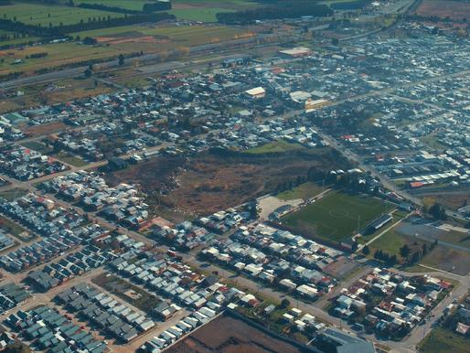 Con siete nuevos parques urbanos buscan reducir déficit de áreas verdes en la región