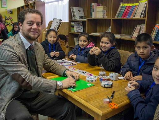Comienza el programa de educación ambiental y plan de reciclaje en Frutillar