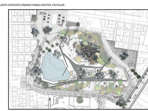 Durante 2019 licitarán el diseño del parque Richter de Frutillar