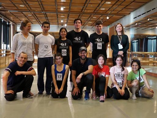 Becaron a estudiantes del Sur de Chile para perfeccionarse en Francia