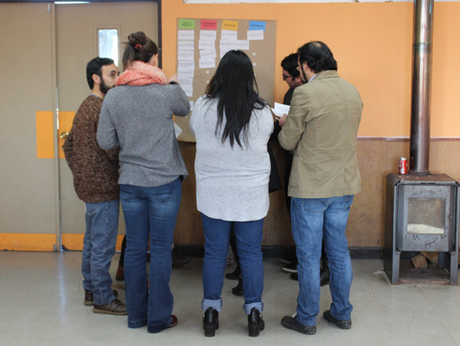 1er taller de Aprendizaje Creativo