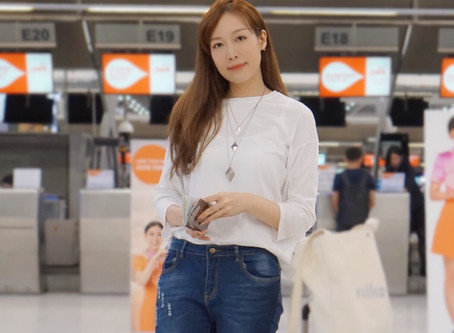 What to Wear When Traveling (Airport Street Style)