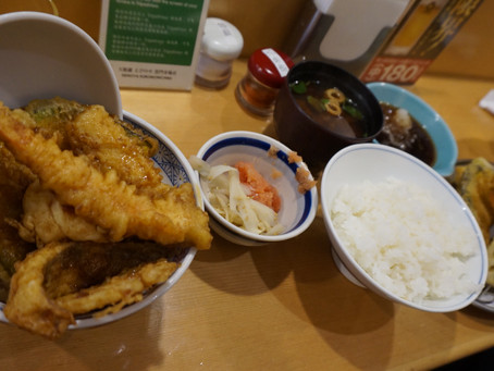 What I ate in Japan last summer!