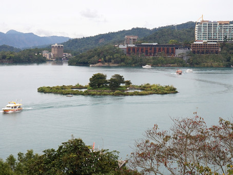 Taiwan's Largest Lake – Sun Moon Lake