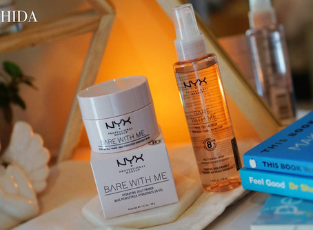 Prep & Prime Skin with Bare With Me Collection by NYX