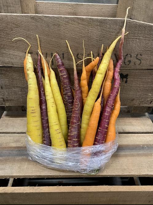 Carrots: 2 lb. Mixed