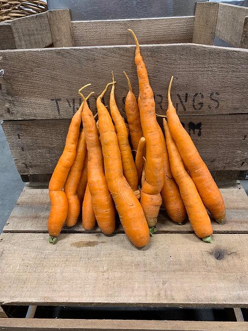 Orange carrots 2lbs