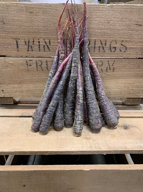 Carrots: Purple 1lb.