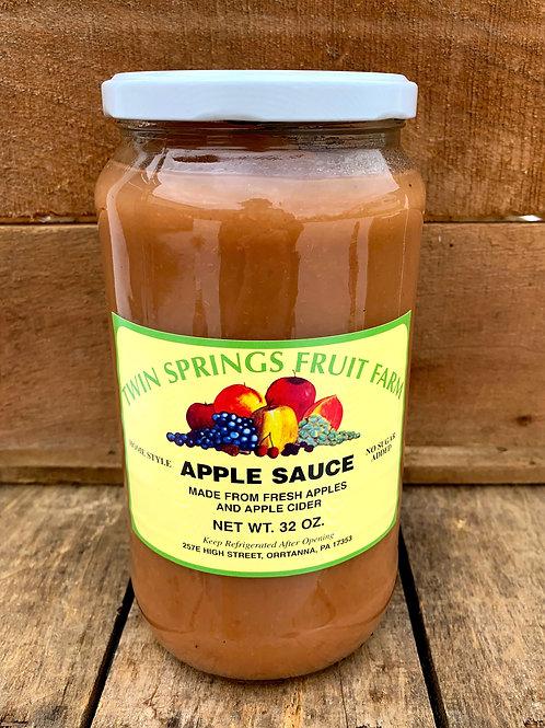 Apple Sauce (Cortland apples)
