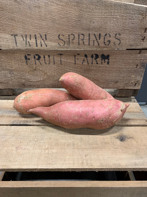 Sweet potatoes: Orleans (2lbs) orange flesh