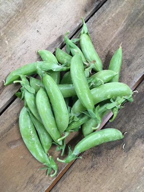 Peas: Sugar snap