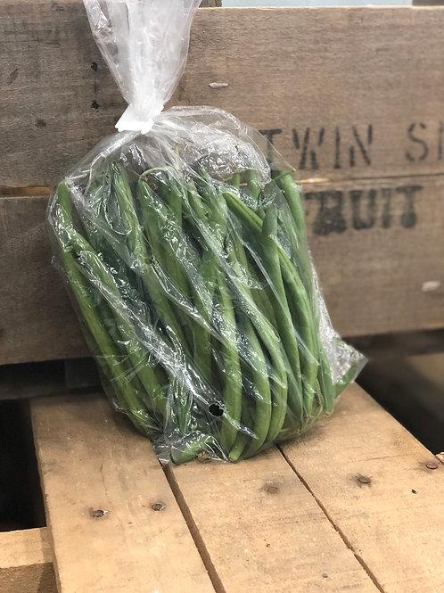 Beans Green(3/4 lb. bag)